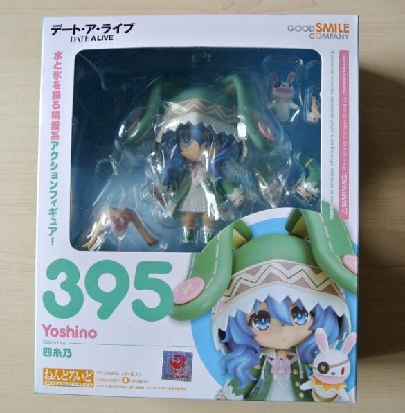 Nendoroid 395. Nendoroid Yoshino Date A Live / Рандеву с жизнью аниме фигурка