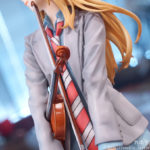 Your Lie in April Miyazono Kaori 1/7 Scale Painted PVC Action Figure / Твоя апрельская ложь аниме фигурка 7