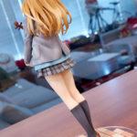 Your Lie in April Miyazono Kaori 1/7 Scale Painted PVC Action Figure / Твоя апрельская ложь аниме фигурка 12