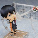 Nendoroid Haikyuu!! Kageyama Tobio #489 / Haikyuu!! аниме фигурка 5
