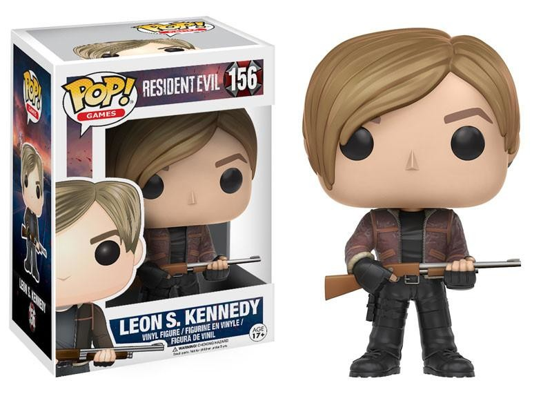 Funko POP! Resident Evil Collection