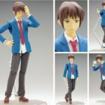Figma 004. Kyon: School Uniform ver