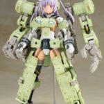 Greifen Plastic Model — Frame Arms Girl 1