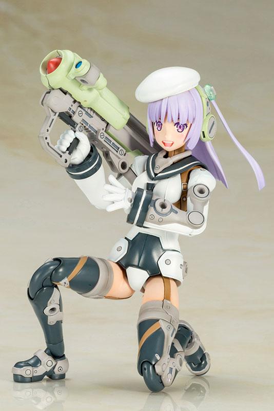 Greifen Plastic Model - Frame Arms Girl