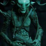 NECA Pan's Labyrinth The Faun 9″ Scale Guillermo del Toro 1
