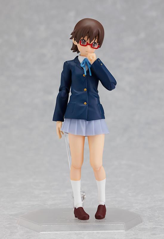 Nodoka Manabe: School Uniform ver. K-ON! [Figma EX-005]