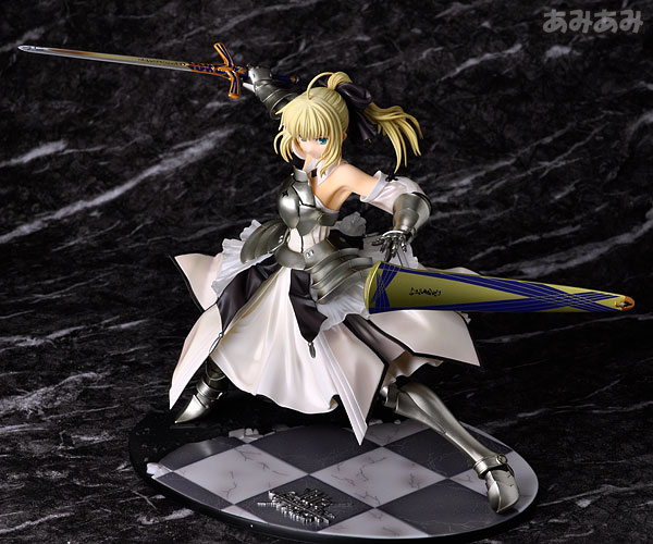 Saber Lily -The Everdistant Utopia (Avalon)- Fate/unlimited codes