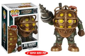 Big Daddy BioShock – Funko POP Games