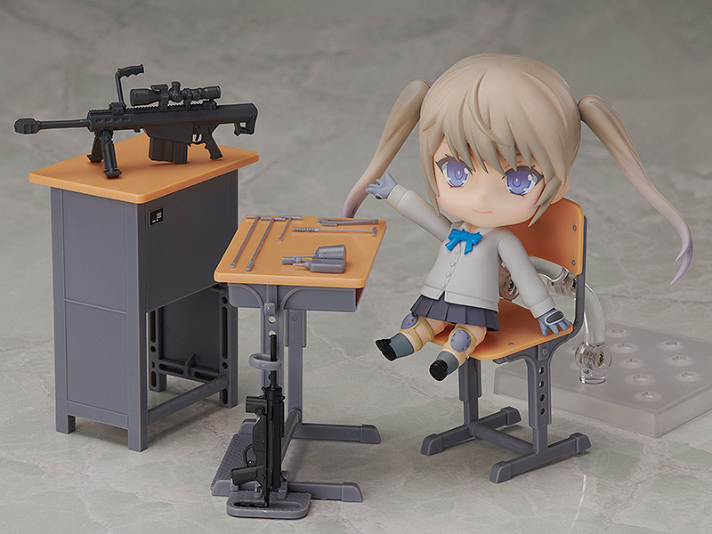 Maria Teruyasu - Little Armory [Nendoroid 953]