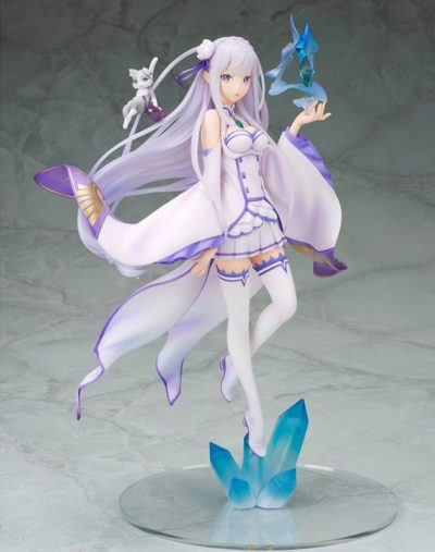 Emilia - Puck - Re:Zero