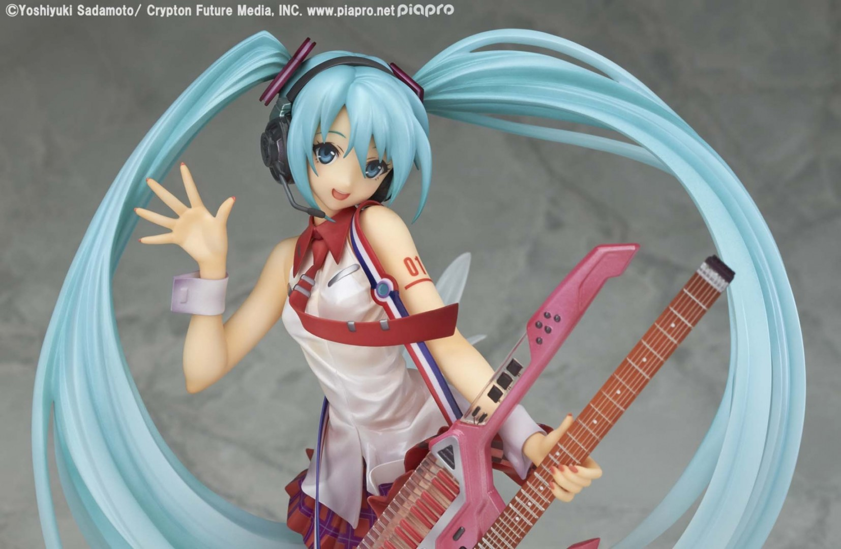 Hatsune Miku: Greatest Idol Ver. - Vocaloid 1/8 Complete Figure