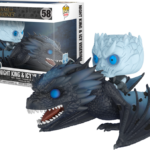 Night King & Dragon – Game of Thrones Funko POP / Король ночи и Дракон – Фанко ПОП Игра Престолов 1