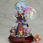 No Game No Life Shiro 1/7 Complete Figure / аниме фигурка Сиро 1