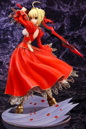 Saber EXTRA Red - Fate/Grand Order