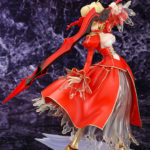 Saber EXTRA Red — Fate/Grand Order 3