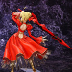 Saber EXTRA Red — Fate/Grand Order 5