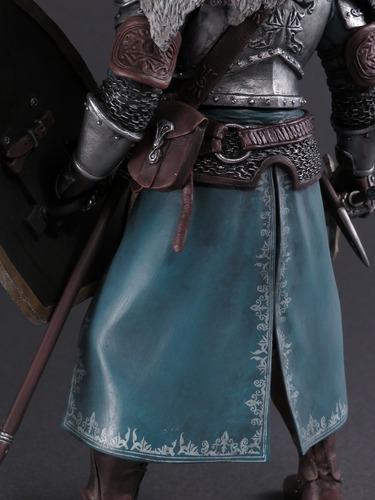 Dark Souls - Faraam Knight Complete Figure