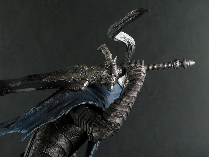 Dark Souls - Artorias The Abysswalker Complete Figure