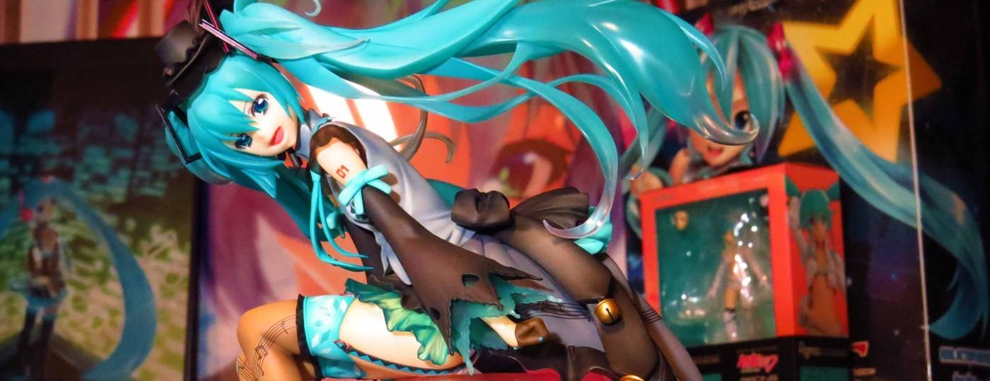 Hatsune Miku Risa Ebata Ver. - Character Vocal Series 01 (Vocaloid) [1/7 Complete Figure]
