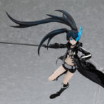 Figma SP-012. Black Rock Shooter Black B ver