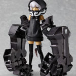 Figma SP-018. Black Rock Shooter Strength ver