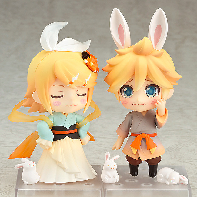 Nendoroid 768. Kagamine Rin: Harvest Moon Ver. Vocaloid (Вокалоид)