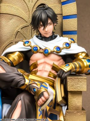Ozymandias (Ramesses II)(Rider) - Fate/Grand Order