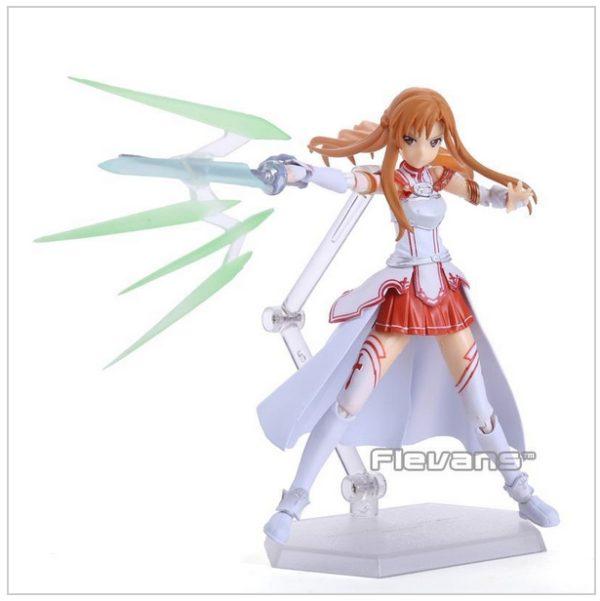 Figma 178. Asuna Sword Art Online / Мастера меча онлайн Асуна аниме фигурка