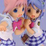 Inamori Mika & Amamiya Manami - Navy School Swimsuit ver. Gakuen Utopia Manabi Straight!
