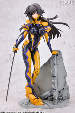 Takamura Yui - Muv-Luv Alternative Total Eclipse