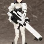 WISM Soldier Snipe/Grapple Plastic Model — Megami Device 2