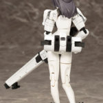WISM Soldier Snipe/Grapple Plastic Model — Megami Device 3
