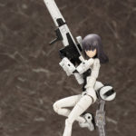 WISM Soldier Snipe/Grapple Plastic Model — Megami Device 6