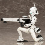 WISM Soldier Snipe/Grapple Plastic Model — Megami Device 8