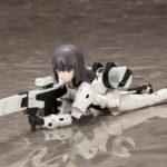 WISM Soldier Snipe/Grapple Plastic Model — Megami Device 9