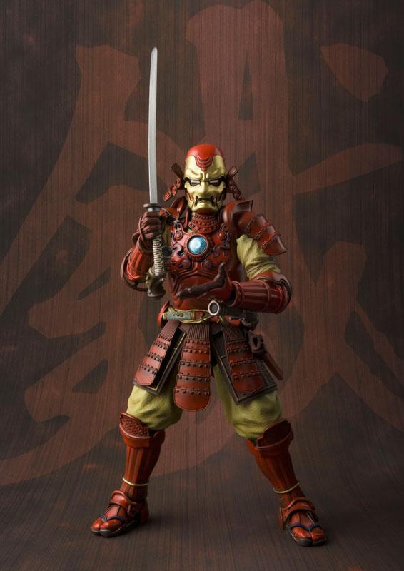 Iron Man Mark III - Meishou Manga Realization - Koutetsu Samurai