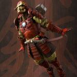 Iron Man Mark III – Meishou Manga Realization – Koutetsu Samurai 8
