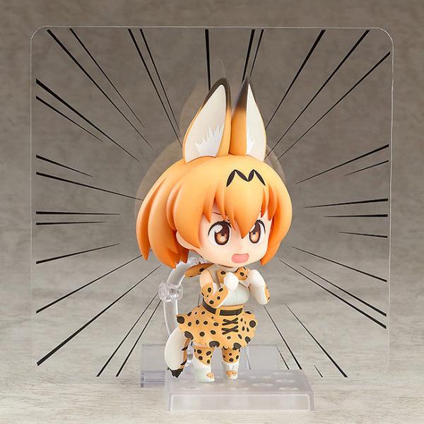 Lucky Beast - Serval - Kemono Friends [Nendoroid 752]