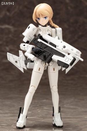 WISM Soldier Assault/Scout - Megami Device