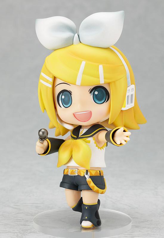 Nendoroid 189. Rin Kagamine : Cheerful Ver. Vocaloid