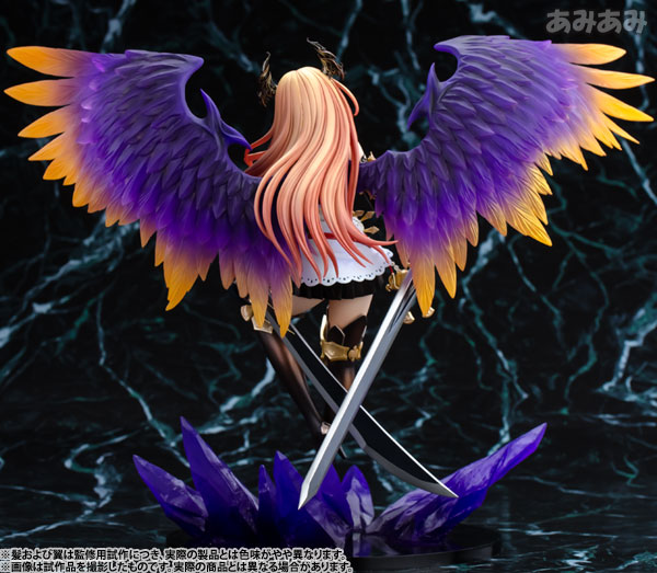 Rage of Bahamut - Dark Angel Olivia 1/8 Complete Figure / Ярость Бахамута аниме фигурка Оливия