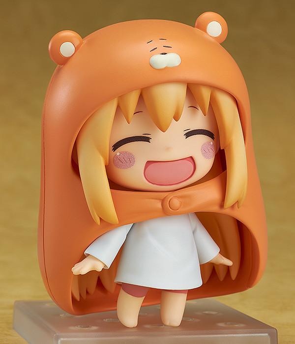Nendoroid 524. Nendoroid Umaru Himouto! Umaru-chan фигурка