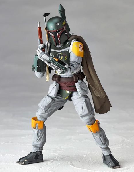 Boba Fett фигурка - Star Wars (Звездные Войны)