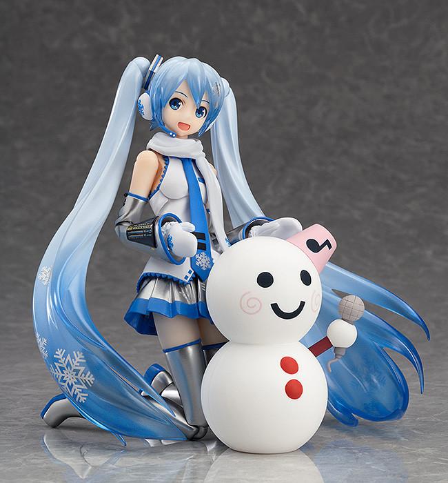Figma EX-016. Snow Miku / Мику Хацунэ Vocaloid