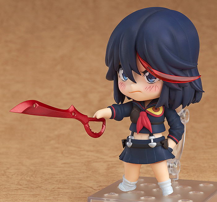 Nendoroid 407. Ryuko Matoi Kill la Kill аниме фигурка