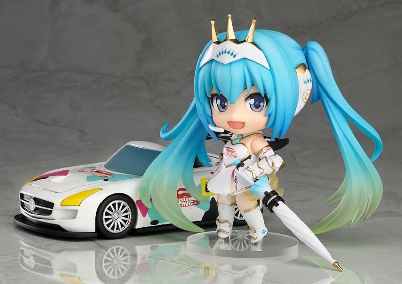 Nendoroid 517. Racing Miku: 2015 Ver. / фигурка Мику Хацунэ Racing