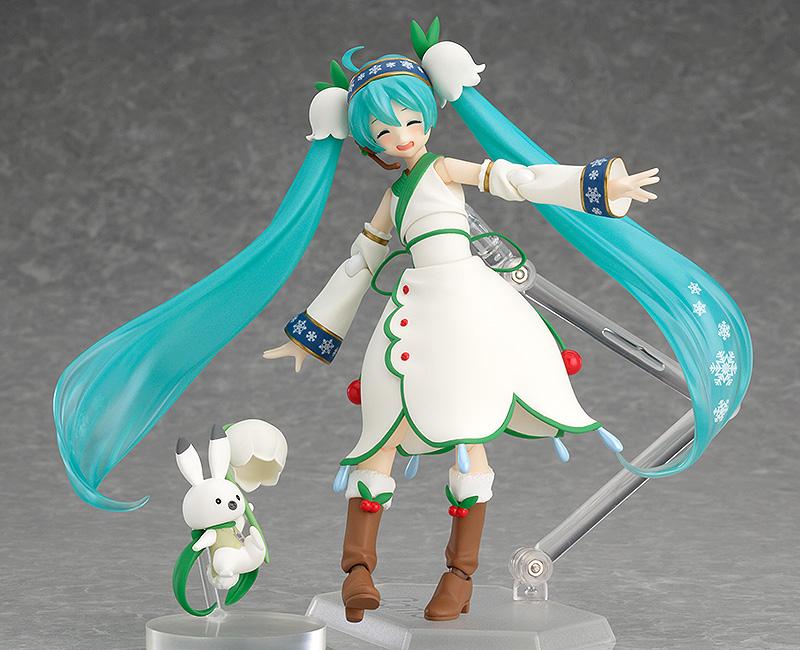 Figma EX-024. Snow Miku: Snow Bell ver.