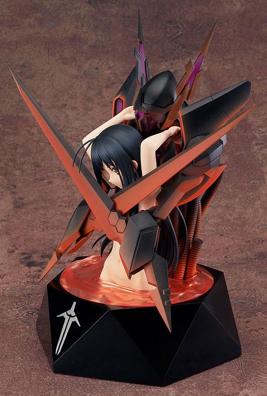 Kuroyukihime Death by Embracing Complete Figure Accel World