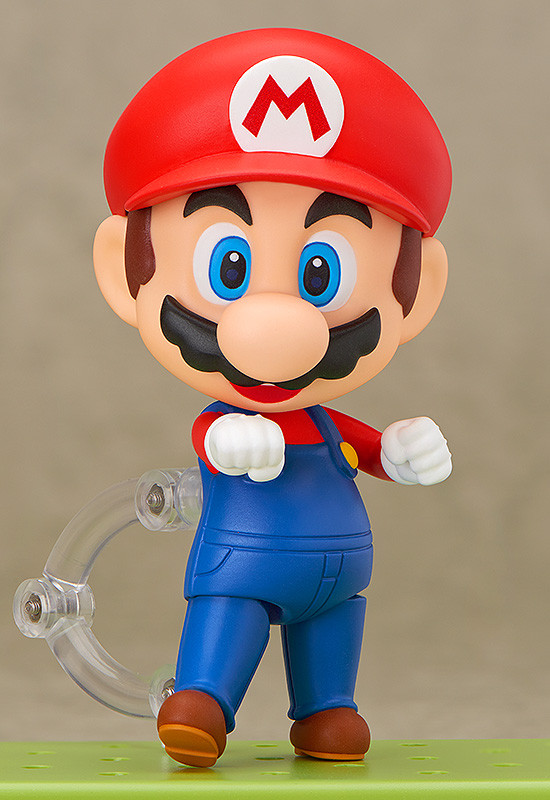 Nendoroid 473. Mario / Марио - нендороид фигурка