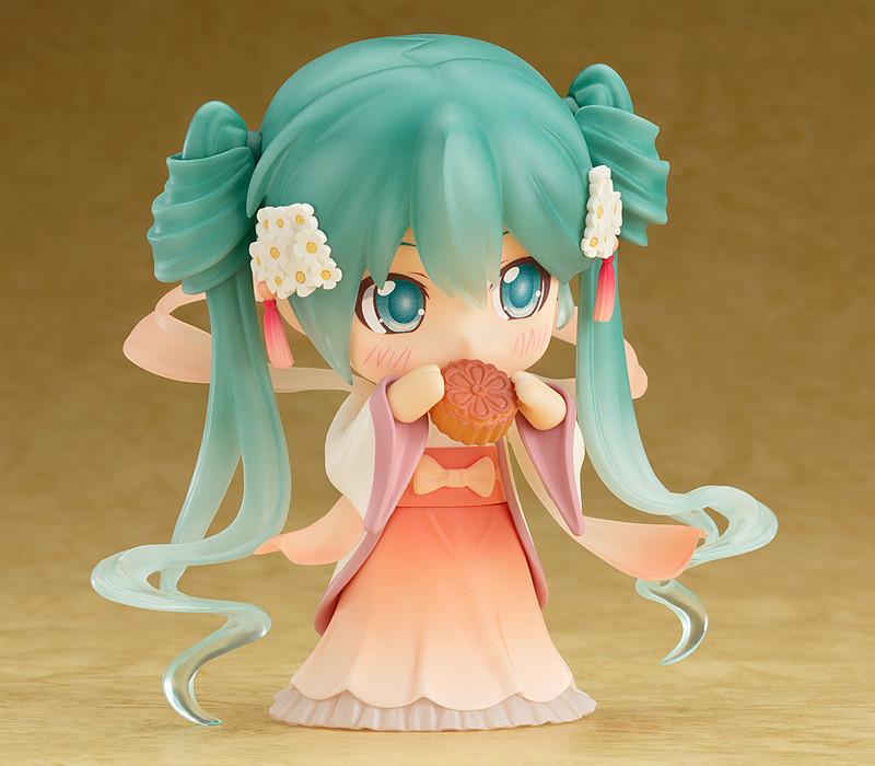 Nendoroid 539. Hatsune Miku: Harvest Moon Ver. Vocaloid.